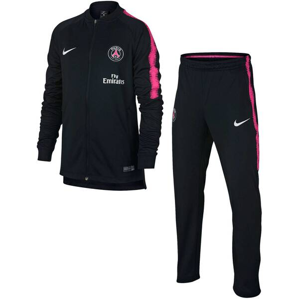 NIKE Kinder Trainingsanzug Paris-Saint-Germain Saison 2018/19