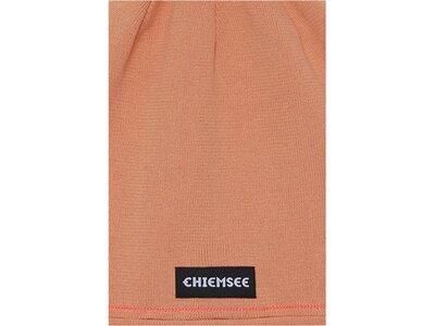 CHIEMSEE Beanie mit Logo Orange