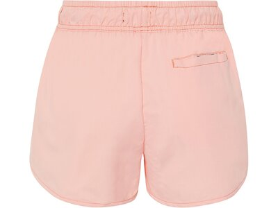 CHIEMSEE Badeshorts einfarbig mit Kordelzug Pink