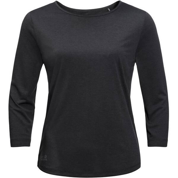 """JACKWOLFSKIN Damen Shirt """"JWP T"""" 3/4-Arm"""