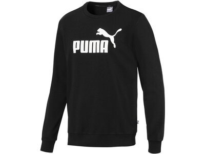 "PUMA Herren Sweatshirt ""ESS Logo Crew Sweat TR big"" Grau"