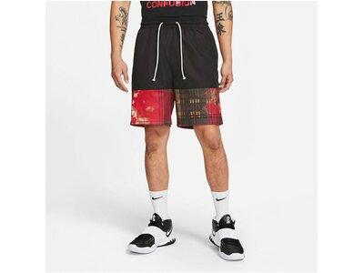 """NIKE Herren Basketballshorts """"Kyrie Mens Basketball Printed"""" Schwarz"""