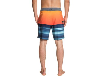 "QUIKSILVER Herren Boardshorts ""Highline Hold Down 18"" Orange"