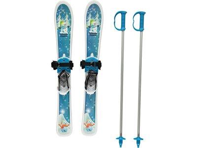"""TECNOPRO Kleinkinder Ski Rutscherset """"Little Team"""" Blau"""