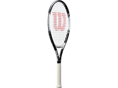 WILSON Kinder Tennisschläger Roger Federer 26 - besaitet - 16x20 Pink