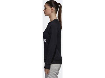 ADIDAS Damen Essentials Linear Sweatshirt Grau