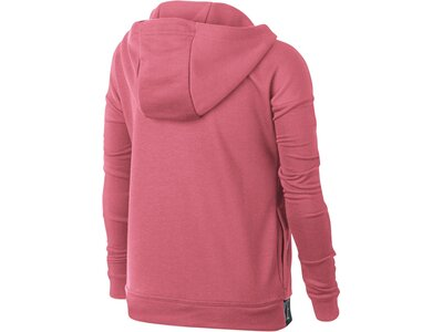 NIKE Mädchen Sweatjacke Girls' Nike Dry Training Hoodie Pink