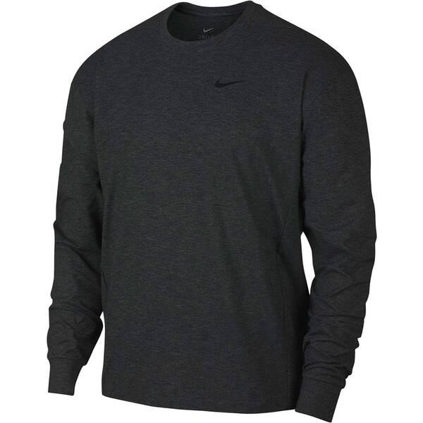 NIKE Herren Fitness-Shirt Langarm