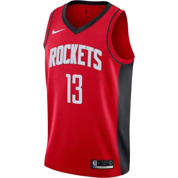 """NIKE Herren Basketballtrikot """"James Harden Icon Edition Swingman (Houston Rockets)"""" Ärmellos"""
