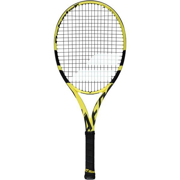 "BABOLAT Kinder Tennisschläger ""Pure Aero Junior 26""besaitet"