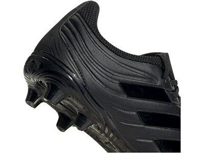ADIDAS Fußball - Schuhe - Nocken COPA Uniforia 20.3 FG Schwarz
