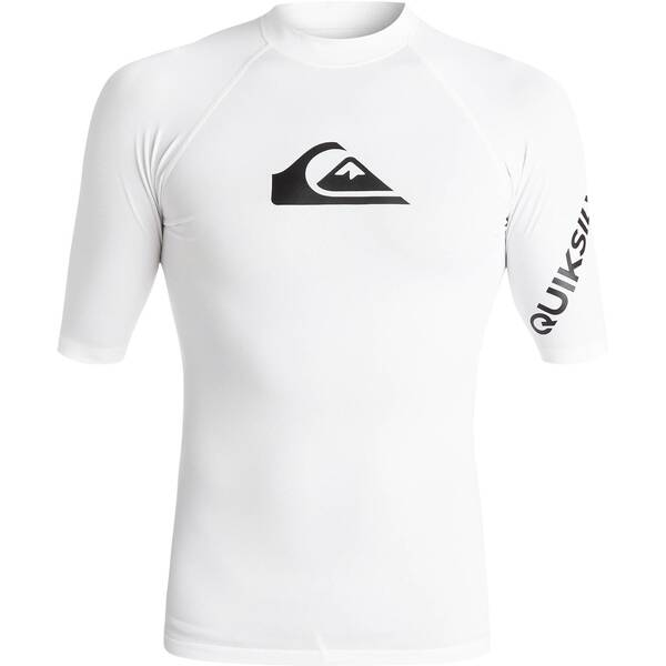 QUIKSILVER Herren UV-/Bade-Shirt All Time kurzarm