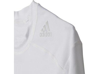 ADIDAS Herren Trainingsshirt Techfit Base Tee Pink