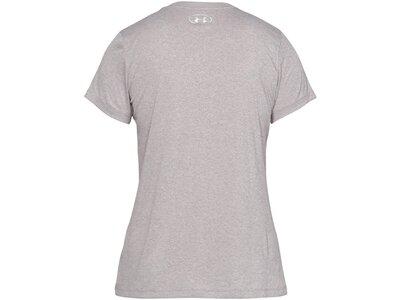 """UNDERARMOUR Damen Trainingsshirt """"Tech SSV"""" Kurzarm Grau"""