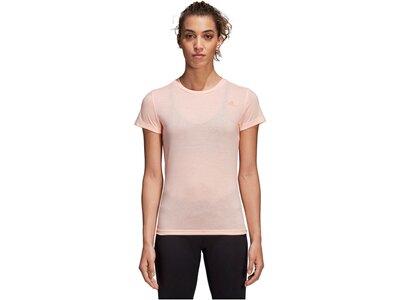 ADIDAS Damen Trainingsshirt FreeLift Prime Pink
