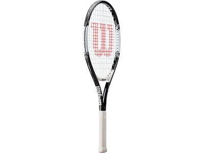 "WILSON Kinder Tennisschäger ""Roger Federer 21"" - besaitet - 16 x 16 Pink"