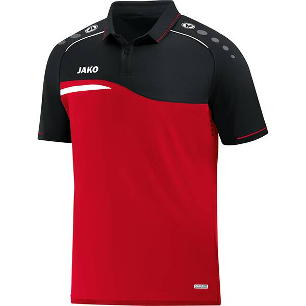 JAKO Herren Polo Competition 2.0