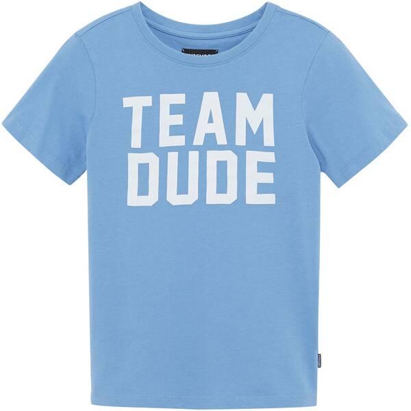 CHIEMSEE T-Shirt Kids mit großem Statementprint