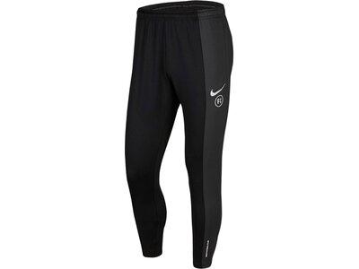 """NIKE Herren Trainingshosen """"Nike F.C. Mens Soccer Pants"""" Schwarz"""