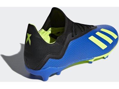 ADIDAS Kinder Fußballschuhe X 18.3 FG Blau