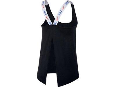 NIKE Damen Fitness-Top Schwarz