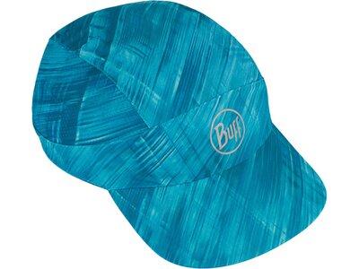 """BUFF Schildmütze """"Pack Run Cap"""" Blau"""