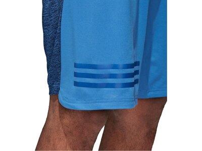 ADIDAS Herren Trainingsshorts 4KRFT Gradient Blau