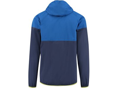 McKINLEY Herren Funktionsjacke Warenda Blau