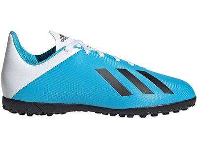 ADIDAS Kinder Fußballschuhe X 19.4 TF Blau