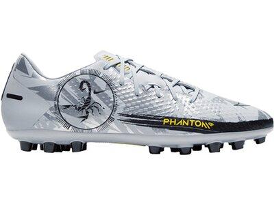 NIKE Fußball - Schuhe - Kunstrasen Phantom GT Scorpion Academy AG Silber