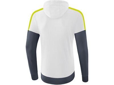 ERIMA Fußball - Teamsport Textil - Sweatshirts Squad Hoody Kids Weiß