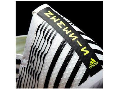 ADIDAS Fußball - Schuhe Kinder - Nocken NEMEZIZ 17+ 360Agility FG J Kids Silber