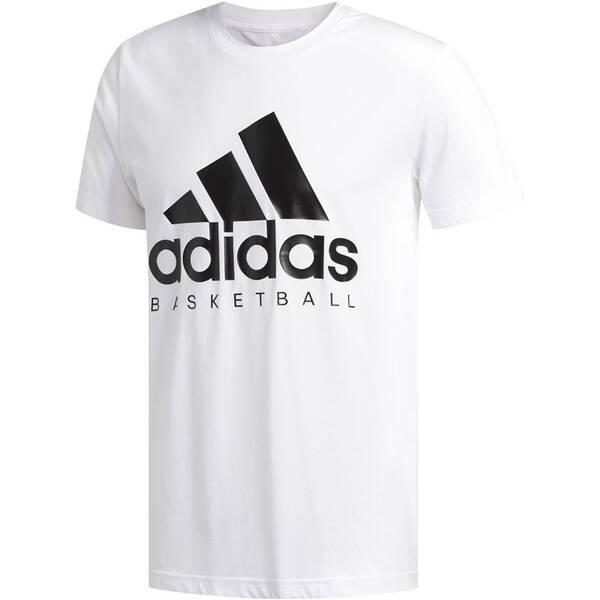 ADIDAS Herren T-Shirt Basketball Graphic