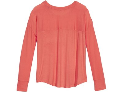 CHIEMSEE Longsleeve im lockeren Fit Rot