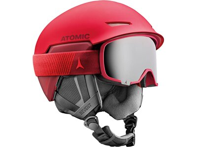 "ATOMIC Skihelm ""Revent+ AMID"" Rot"