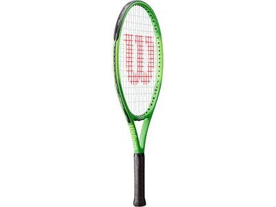 WILSON Tennisschläger Blade Feel 23 - besaitet - 16x17 Grün