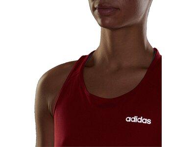 "ADIDAS Damen Trainings-Tanktop ""Xpressive"" Braun"