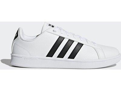 ADIDAS Herren Cloudfoam Advantage Schuh Silber