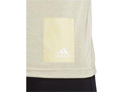 """ADIDAS Herren Trainingsshirt """"Inside Mesh Tech"""" Kurzarm pink"""