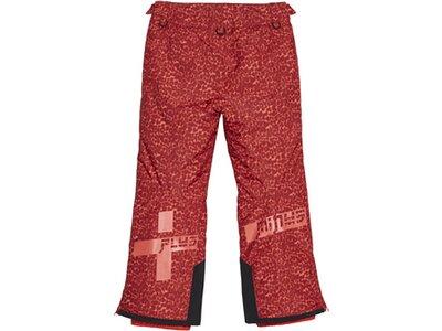 CHIEMSEE Skihose wasser- und winddicht Rot