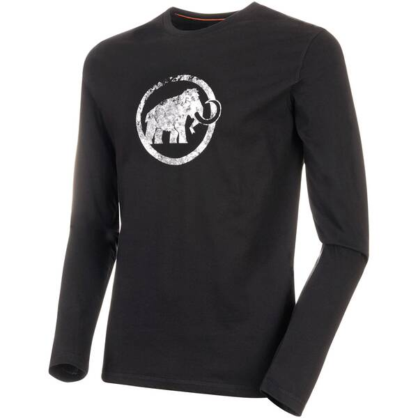 "MAMMUT Herren Shirt ""Logo"" Langarm"