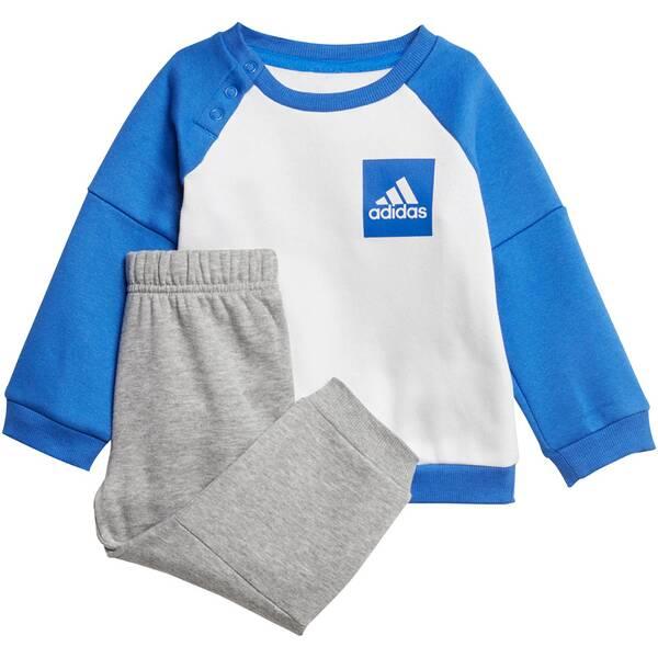 ADIDAS Jungen Baby-Trainingsanzug Fleece Jogger