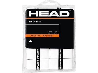 "HEAD Tennis Overgrip ""Prime"" Weiß"