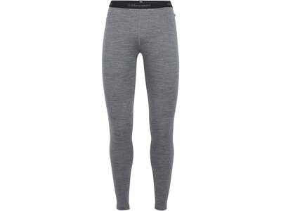 "ICEBREAKER Damen Leggings ""260 Tech"" Grau"