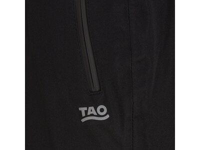 TAO Wind- & wasserdichte Damen Funktions-/Outdoorhose lang BIBOX Schwarz