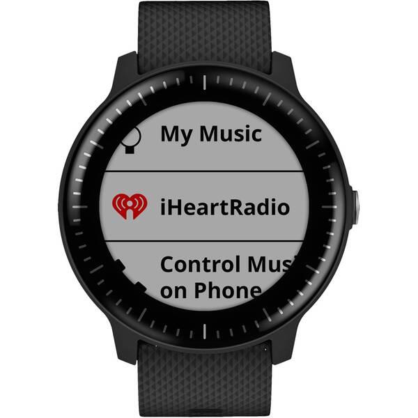 GARMIN GPS-Multisport-Smartwatch vivoactive 3 MUSIC  Wi-Fi