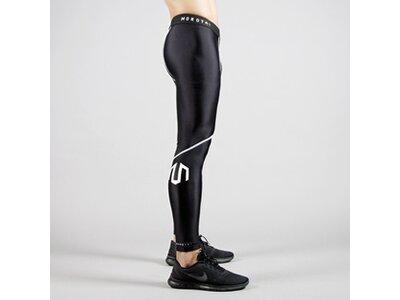 Sport-Leggings ' Performance Tights ' Schwarz
