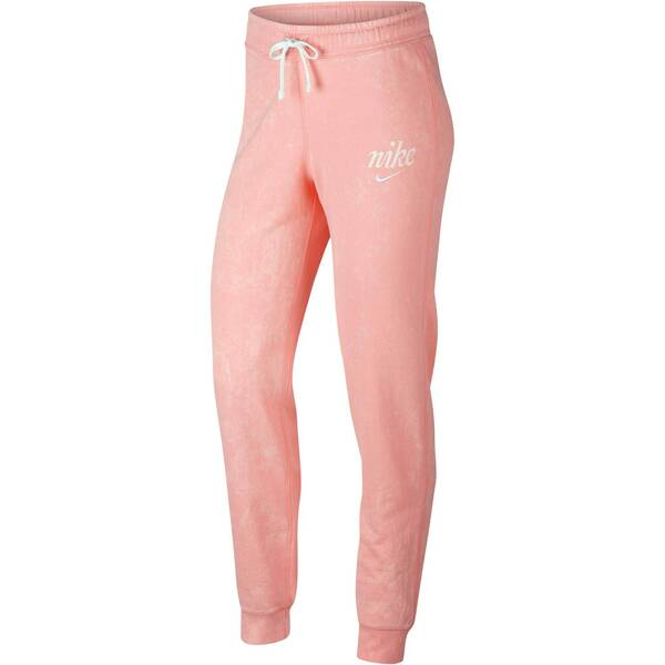 Hosen - NIKE Damen Sweathose › Pink  - Onlineshop Intersport