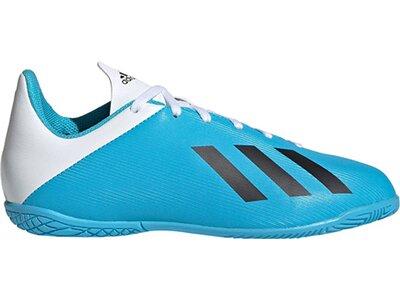 ADIDAS Kinder Fußballschuhe X 19.4 IN Blau