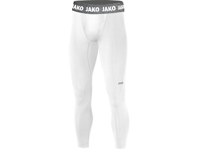 JAKO Kinder Long Tight Compression 2.0 Weiß